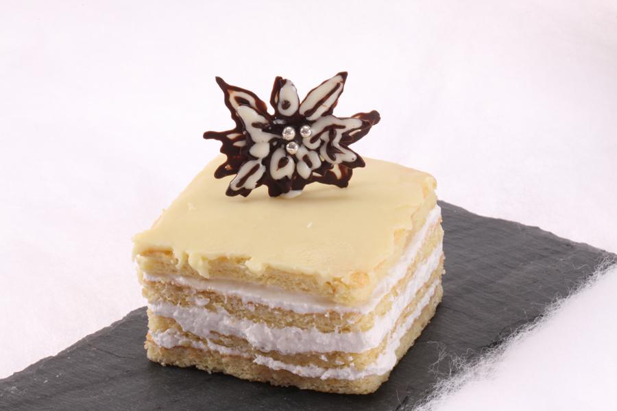 Christmas Opéra Cake