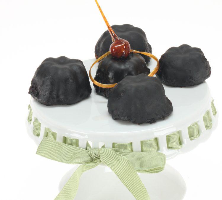 Petits Gâteaux au Chocolat Génoise