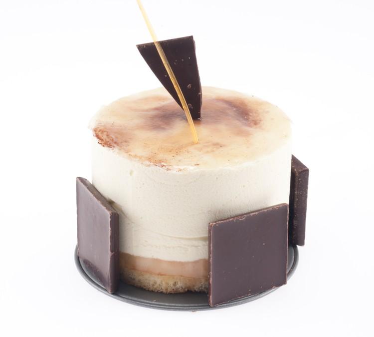 Framboise Mousse Cake