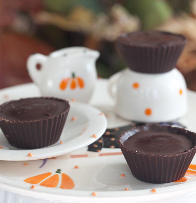 Wicked Boolicious Chocolate Cup