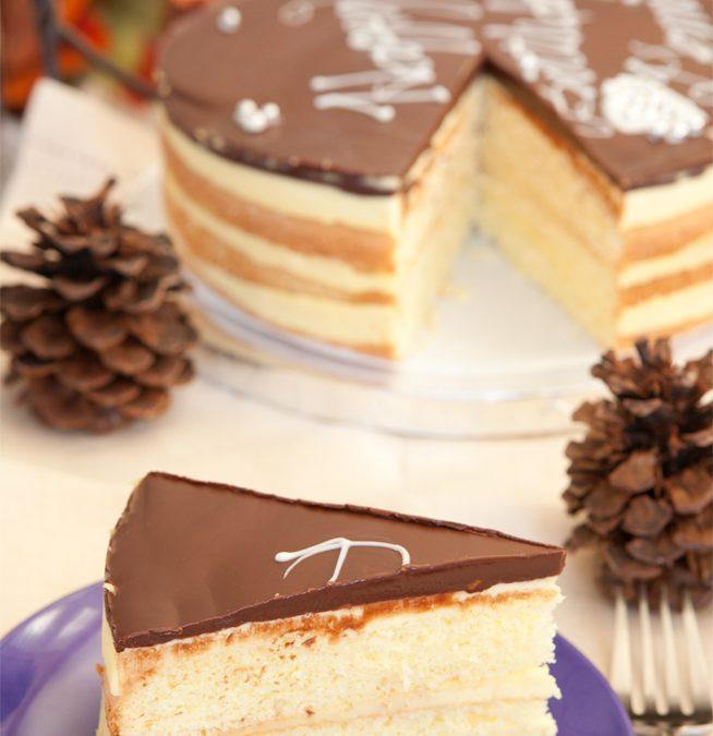 Assemble: Happy Boston Cream Pie Birthday Continued
