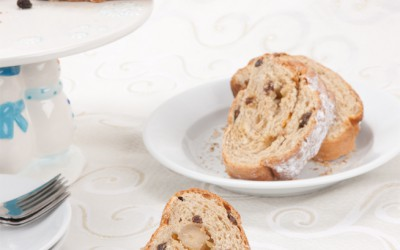 Stollen for Christmas: The Rise and Bake