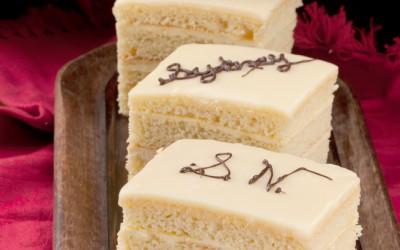 Crème Bavaroise, L'Opéra Cake Gâteau Finale