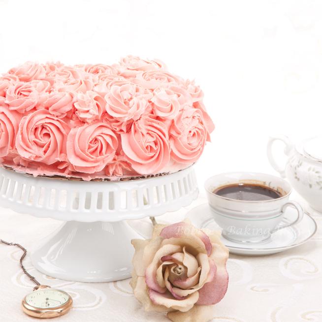 bobbie's baking blog cake decorating school