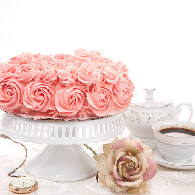 Pipe rose swirl tutorial