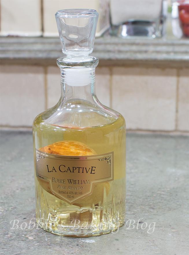 Caramelized Pear Tart recipe tutorial