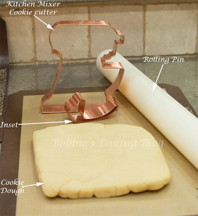 kitchenmixersugarcookiecutter