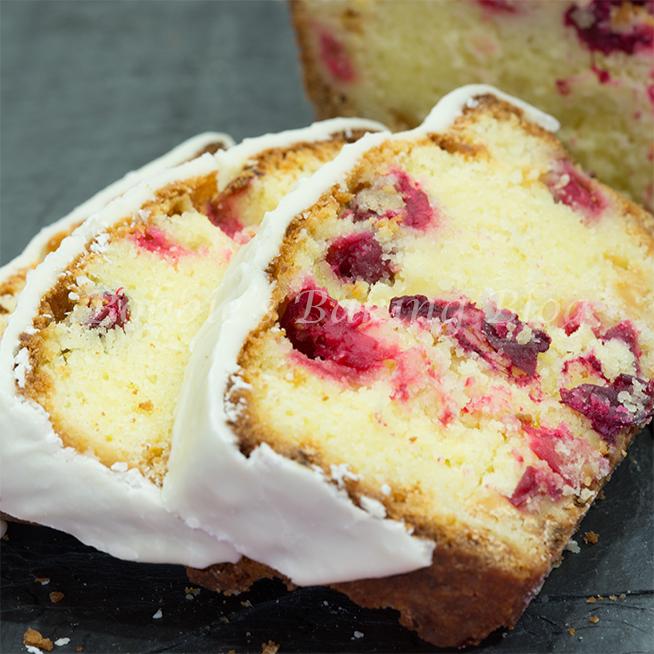 Cranberry White Chocolate Cake Recipe