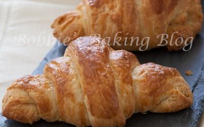 Gluten Free Pâte à Croissants