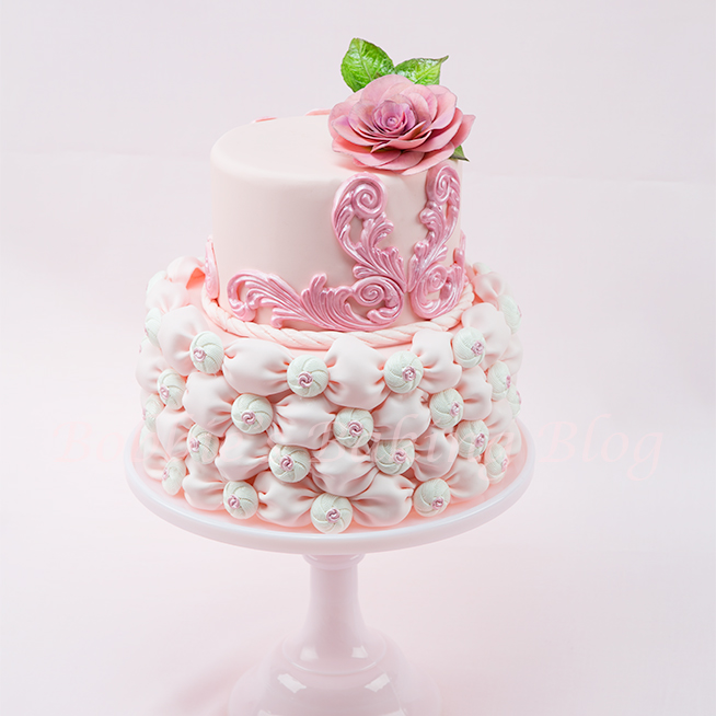 Sugar Paste Flower & Rose Tutorial