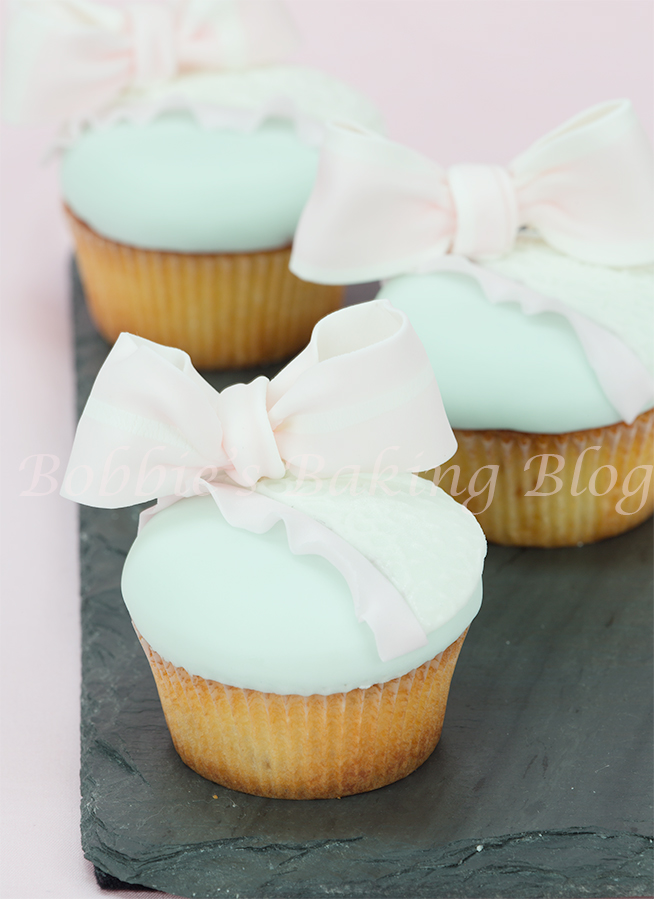 sugar paste/fondant bow tutorial