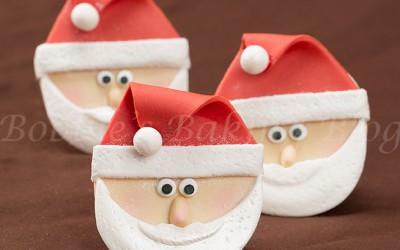 Santa Claus Cupcake Fun!