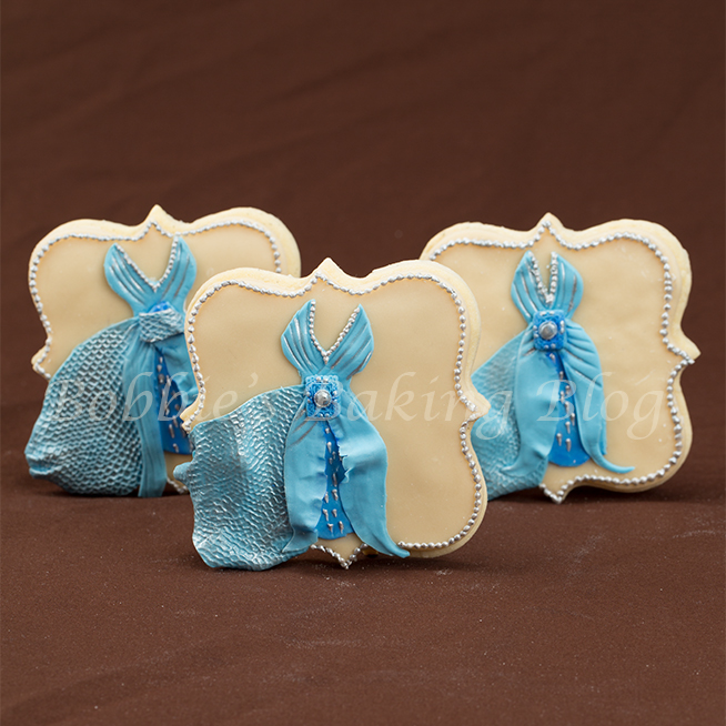 nicolas jebran fashion inspired fondant and royal icing cookie/cake