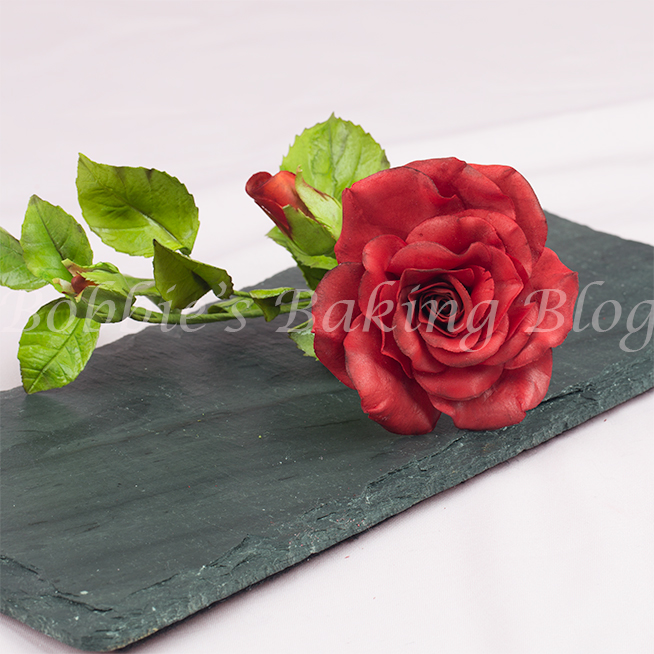 learn how to make sugar roses