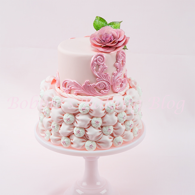 how to make the perfect billow weave cake tutorial