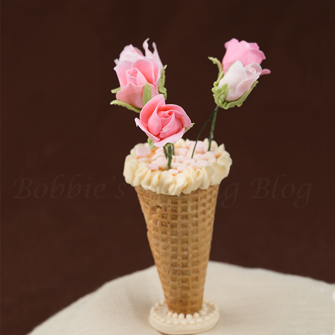 long stem modeling chocolate rose video tutorial