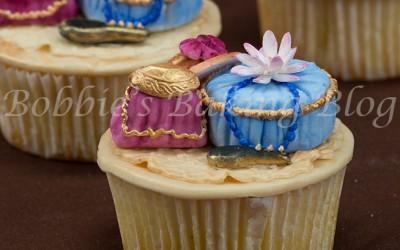 Victorian Days Cupcake Tutorial
