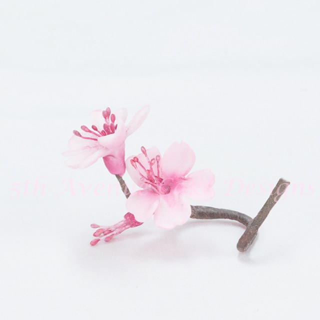 learn how to make cherry blossoms and petals
