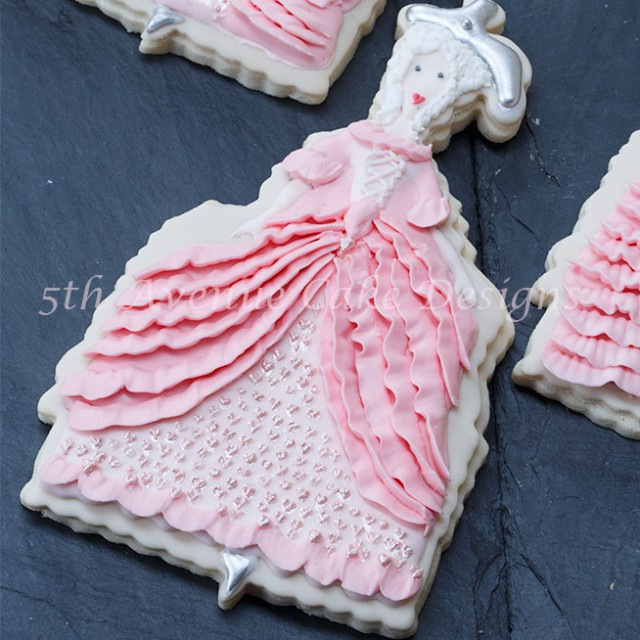 Cookies Couture 5th Avenue Cake Designs Marie Antoinette Cookie Doll Tutorial