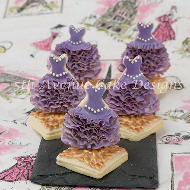 Princess Grace of Monaco  homecoming cookie