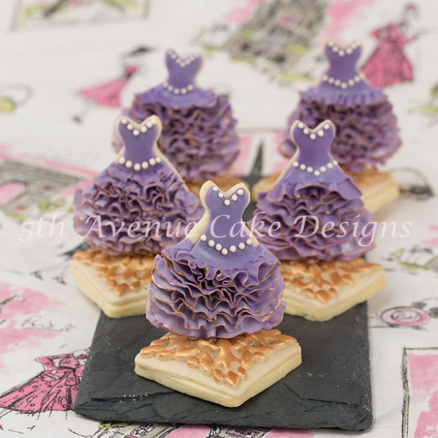 Princess Grace of Monaco inspires homecoming cookies