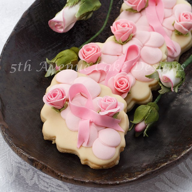 Tufted billow weave cookies