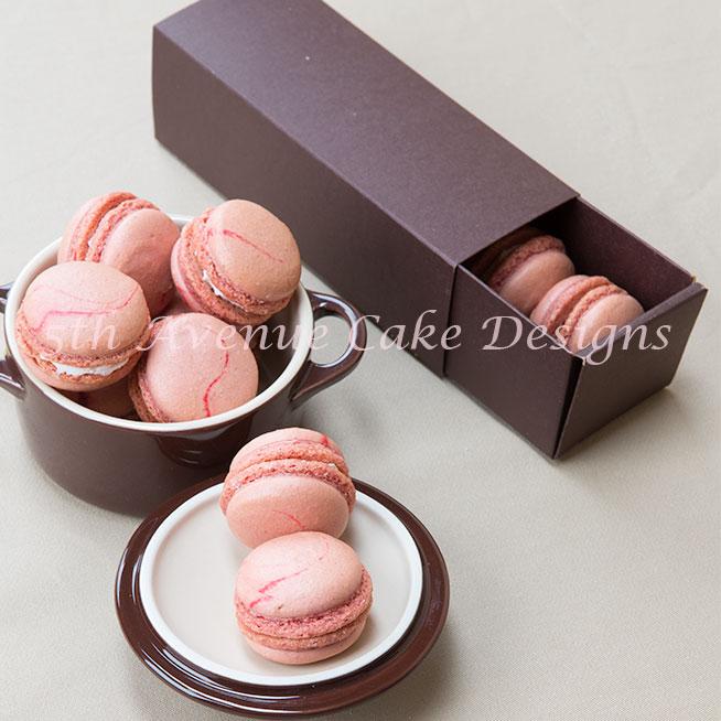Spring time French Macaron by Bobbie Noto