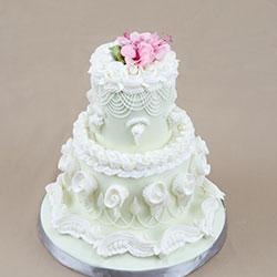 Lambeth style cake by Bobbie Noto