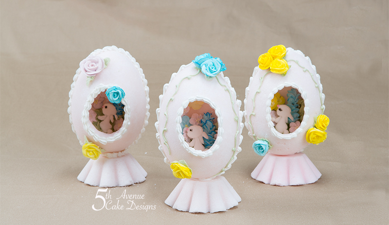 5ᵗʰ Avenues Panoramic Sugar Egg Art Lesson