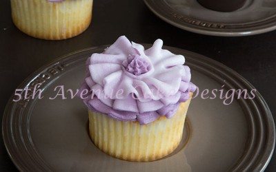 Fashion Inspired Buttercream