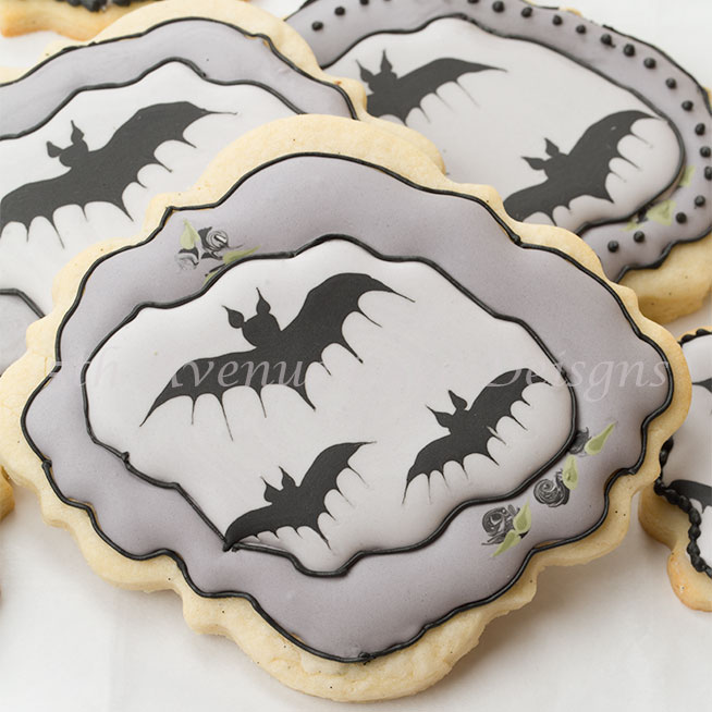 Halloween cookies by Bobbie Noto