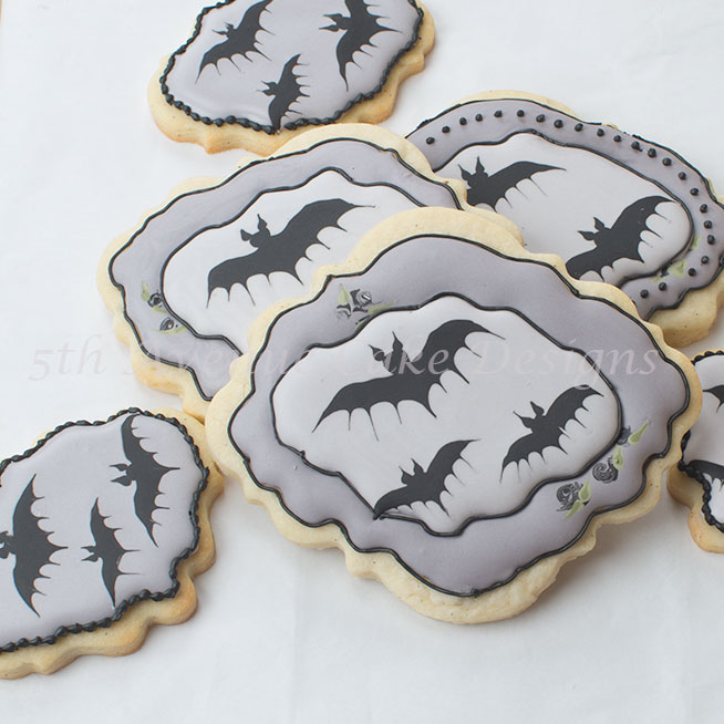 Stress free Halloween cookie decorating! by Bobbie Noto