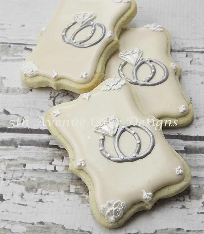 Engagement cookies by Bobbie Noto