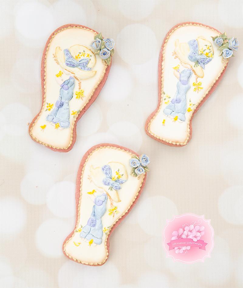 Vintage Dimensional Cookies