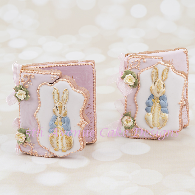 Peter Rabbit Cookie Cards