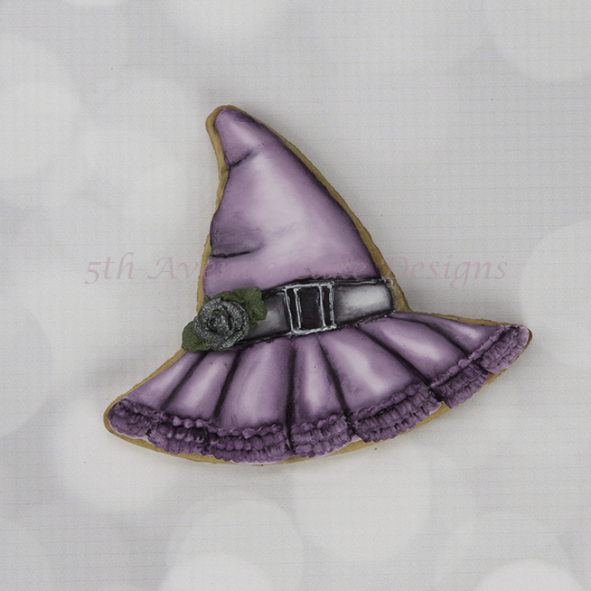 Witch's Hat Cookie