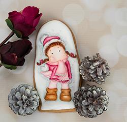 Winter Wonderland Cookie Art Set