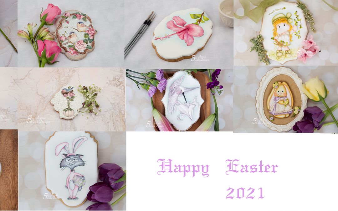 5ᵗʰ Avenue's 2021 Springtime  Cookie Art Compilation 🕊️🍃💐